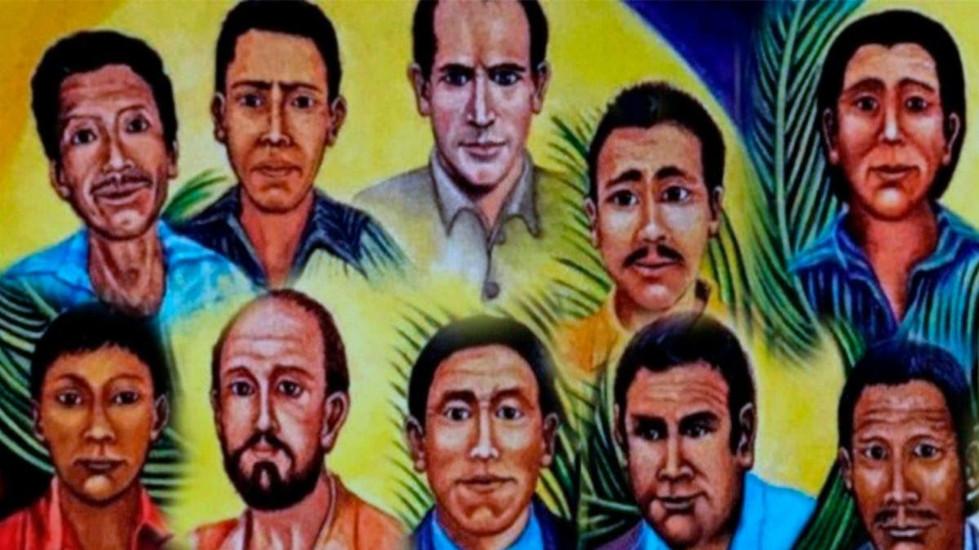 Los Mártires del Quiché (Guatemala)