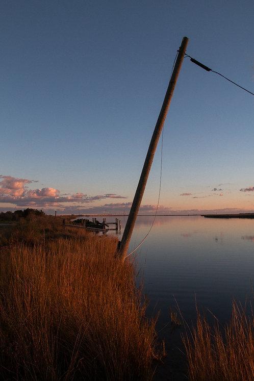 Evening at Bodie Island