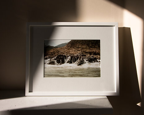 Cliffside at Big Wave Bay