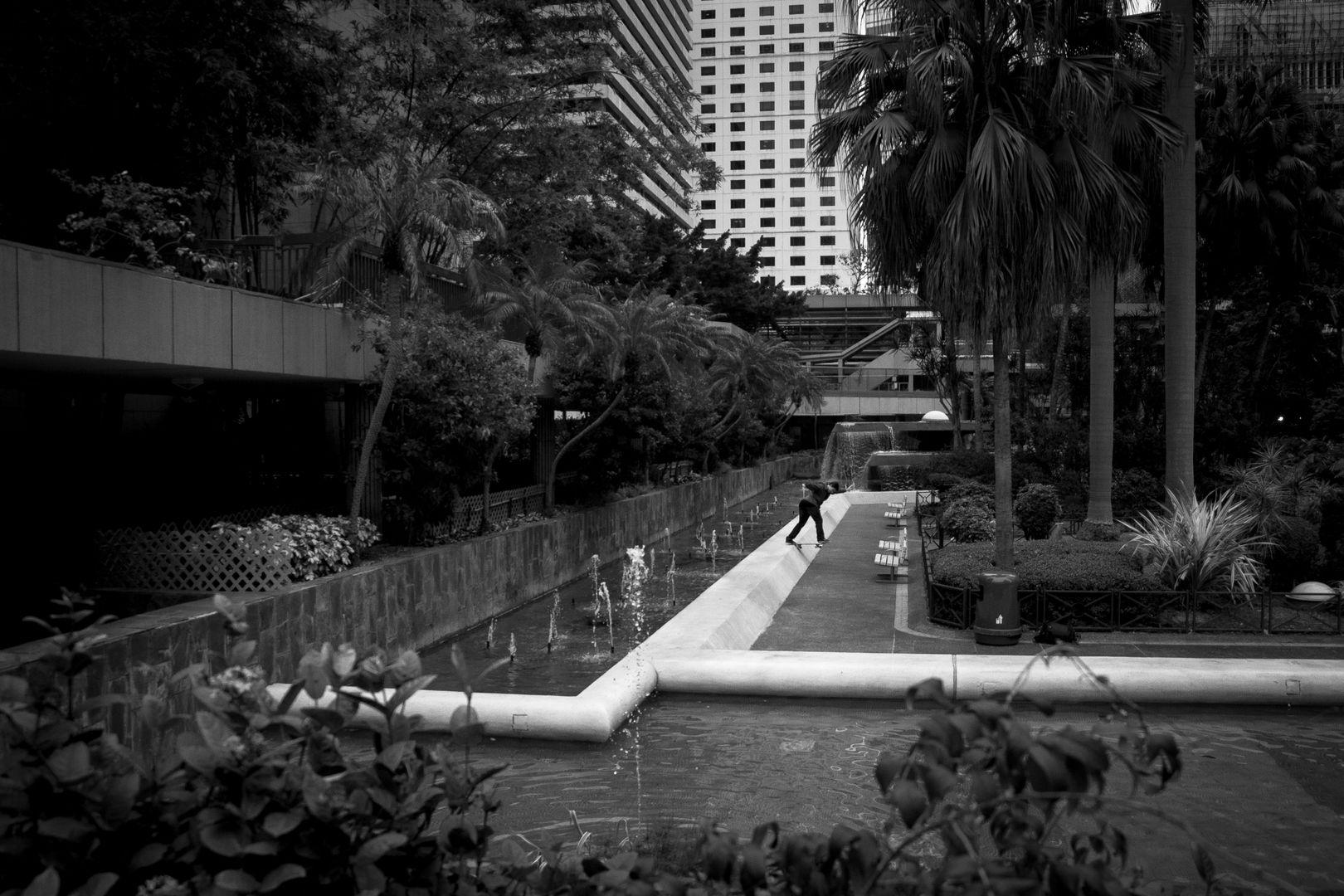 central. hong kong.