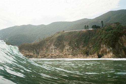 Big Wave Bay Wave