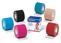 Tape verschiedenfarbig