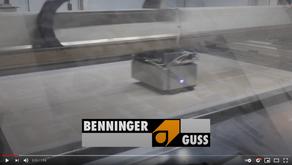 High Tech Gusskomponenten by BENNINGER GUSS AG
