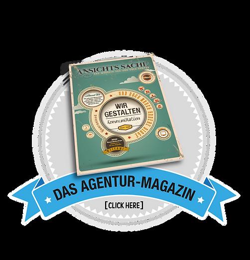 Ansichtssache - Das Magazin von und über KONTUR Kommunikatinsdesign, St.Gallen