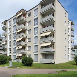 22 Wohnungen, Zilstrasse St.Gallen