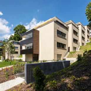 26 Neubauwohnungen, Rosenbergweg St.Gallen