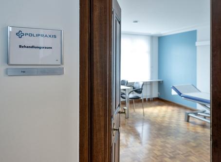 Orthopädie und Chirurgie in der Polipraxis Herisau