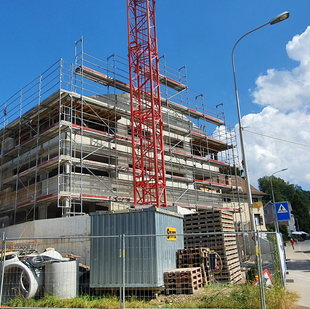 6 Neubauwohnungen, St.Gallerstr. Eggersriet