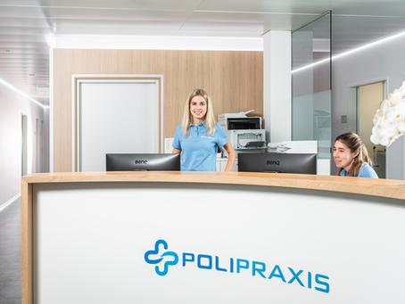 Die Polipraxis St. Margrethen – wir sind angekommen!