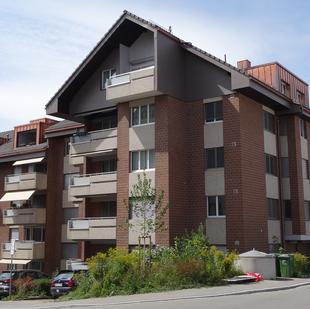 42-Wohnungen, Stahl- und Feldbachstr. St.Gallen