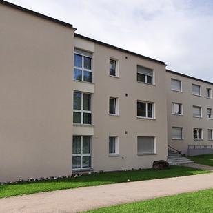 15 Wohnungen, Zilstrasse St.Gallen