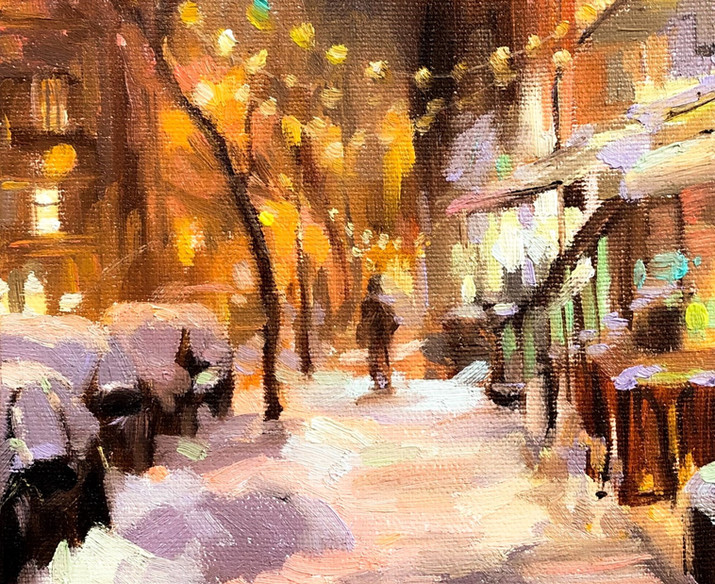 Alley of Lights