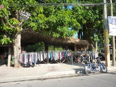 Las Terrenas boutique typique