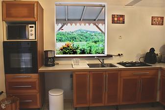 Appartement Les Ibis, Rivière salée, centre Martinique