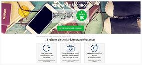 Assurance vacances Allianz Global Assistance