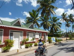 Las Terrenas restaurants village des pêcheurs