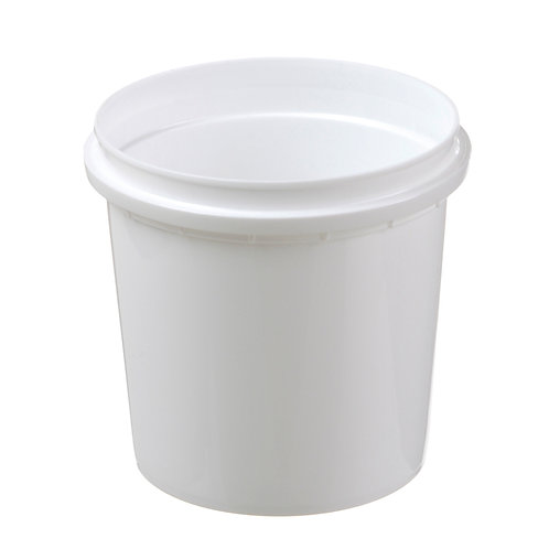 64 oz Industrial Tub - Pry Off Lid