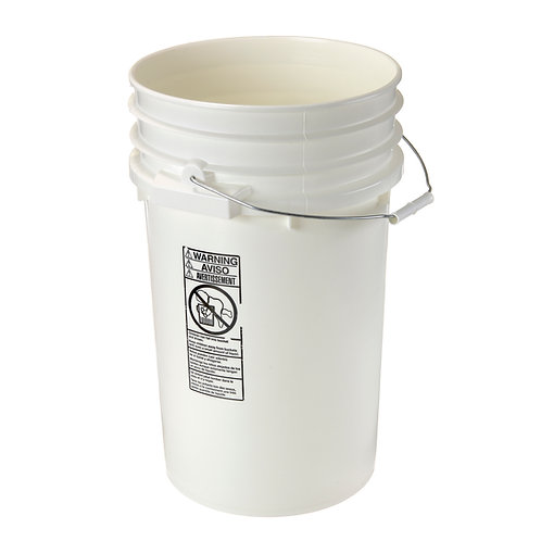 7 Gallon Plastic Pail