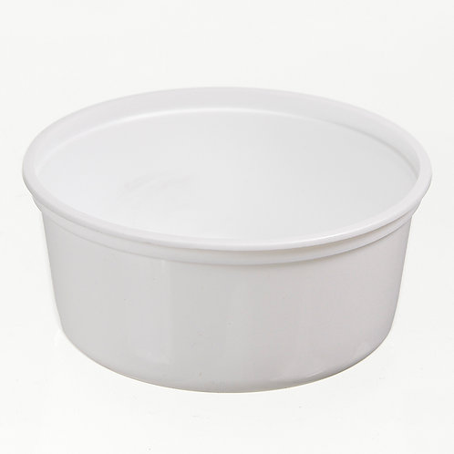 10 oz Dairy Tub - Single Seal Dairy Lid