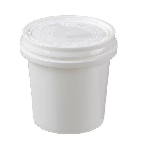 8 oz Industrial Tub - Pry Off Lid