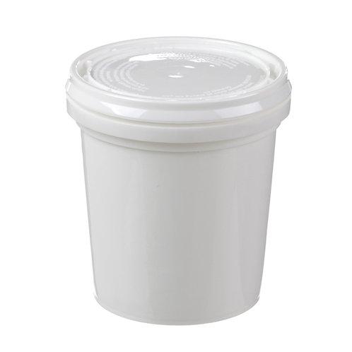 16 oz Industrial Tub - Pry Off Lid