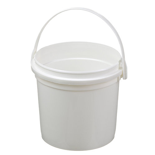 1/2 Gallon Plastic Pail and Lid