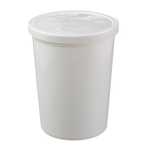5# (86.5 oz) Dairy Tub - Standard Dairy Lid