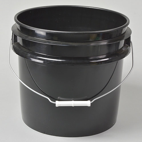 Clearance- 3.5 Gallon Plastic Pail
