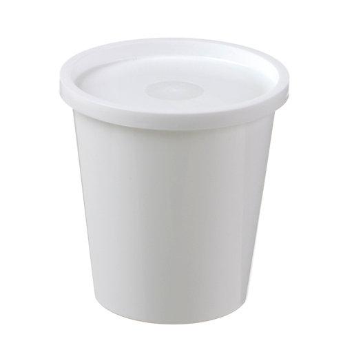 8 oz Dairy Tub - Recessed Lid