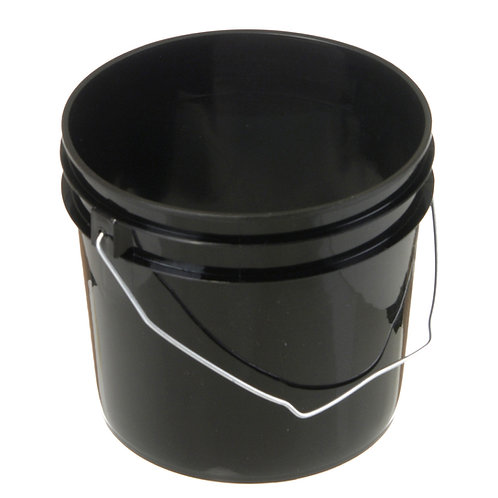 1 Gallon Plastic Pail and Lid