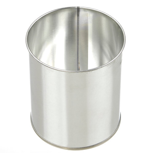 Open Top Cans- Rolled Rim