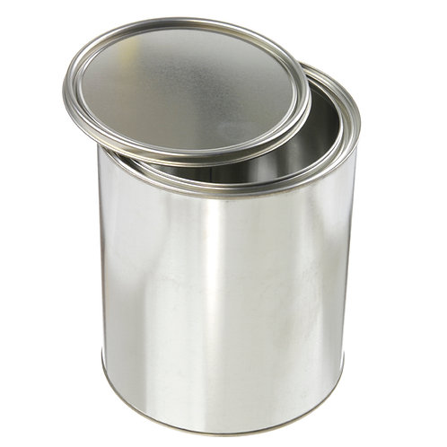 1 Gallon Paint Cans with Lids- Made in Mexico