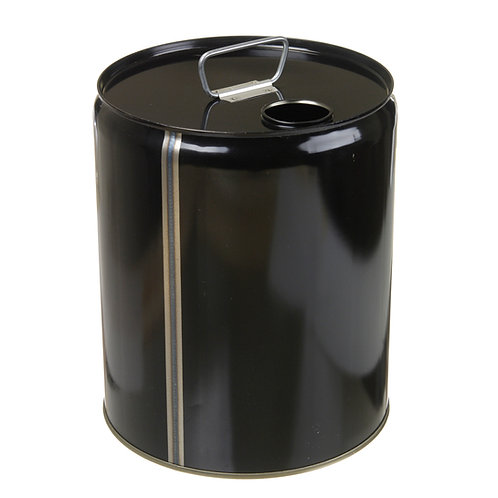 5 Gallon Tight Head Steel Pail with Rieke Opening
