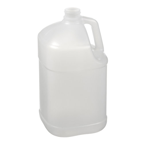 Natural Square Handled Jugs in Re-Shipper Cartons