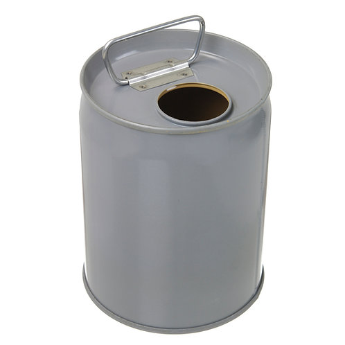 1 Gallon Tight Head Steel Pail