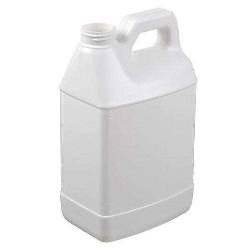 White F-Style- 1/2 Gallon & 32 oz