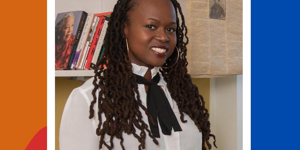 "DEEPER CHANGE FORUM: ""Healing the Wounds of Racial Trauma"" with Jamila Lyiscott"