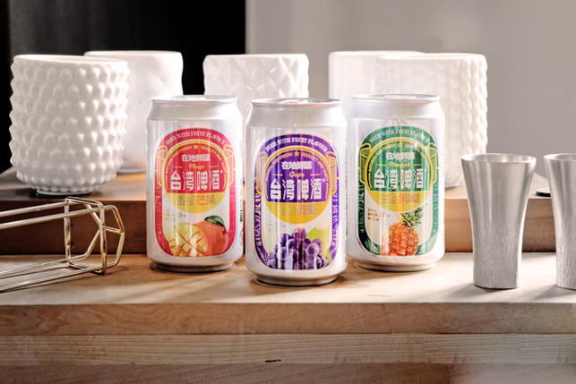2016/7/1 - 9/30 Summer gift #2 Taiwan Fruit Beers