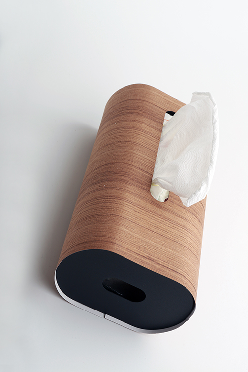 木輕薄面紙盒 / WOOD TISSUE BOX