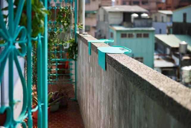 重新定義後陽台的風景:玩味陽台x設計物件 /  Order within Chaos: Balcony Objects x Play Design Hotel
