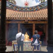 台北霞海城隍廟 / Taipei Xia-Hai City God Temple