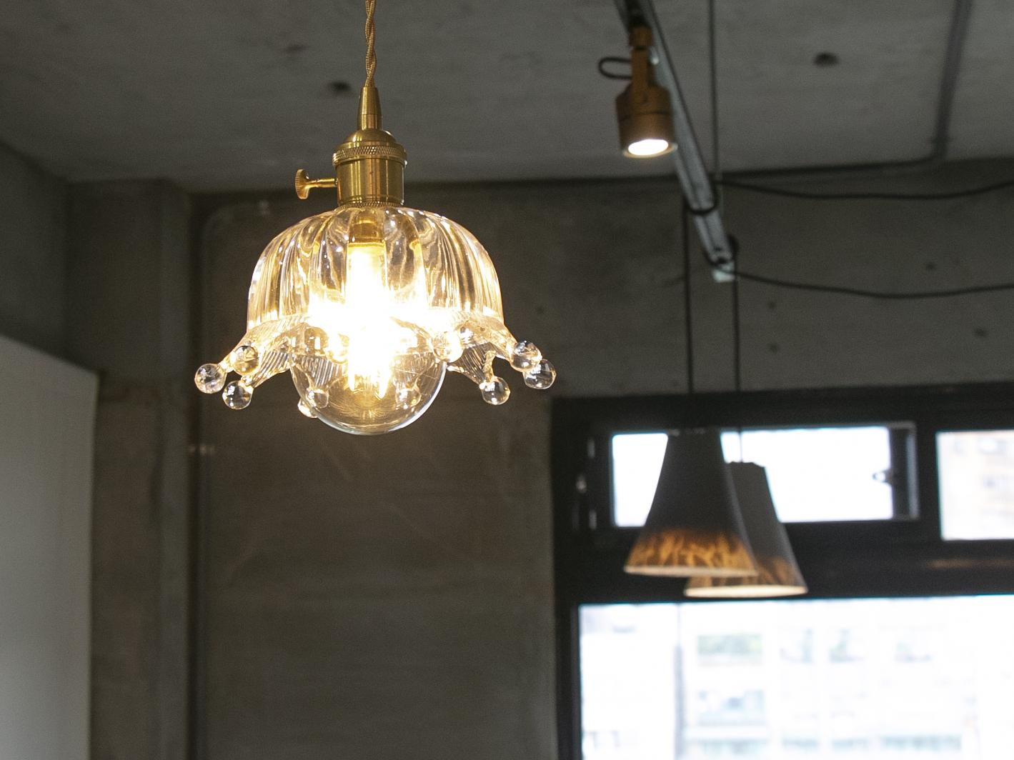 雨滴皇冠吊燈 / Rain Drop Light