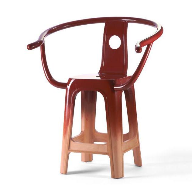 Plastic Classic Chair