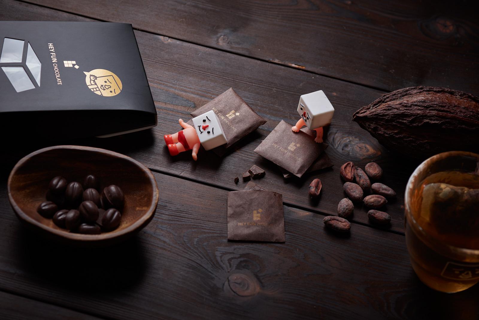 黑方巧克力