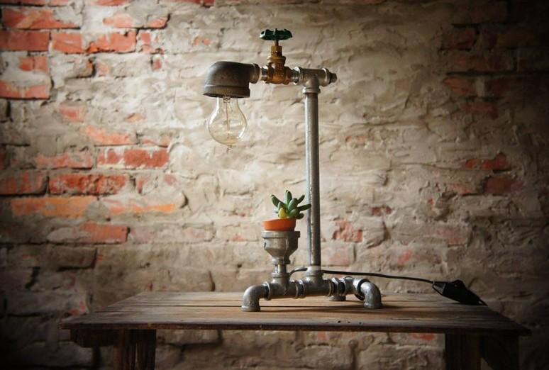 復古工業風 水管燈具 / Edison-industry LOFT