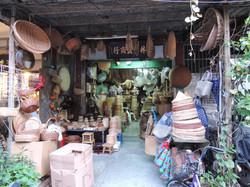迪化街傳統生活用品 / Traditional Necessities