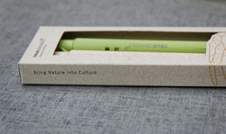 真稻筆2入/Straw Ball Pen (dual)
