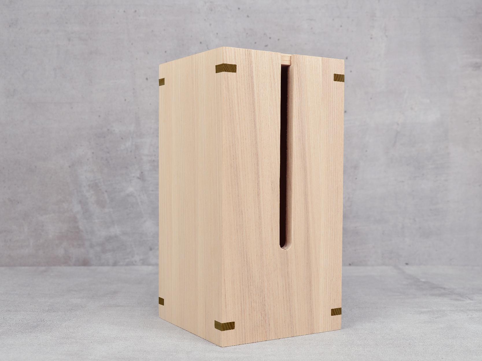源面紙盒(胡桃) / Origin Tissue Box