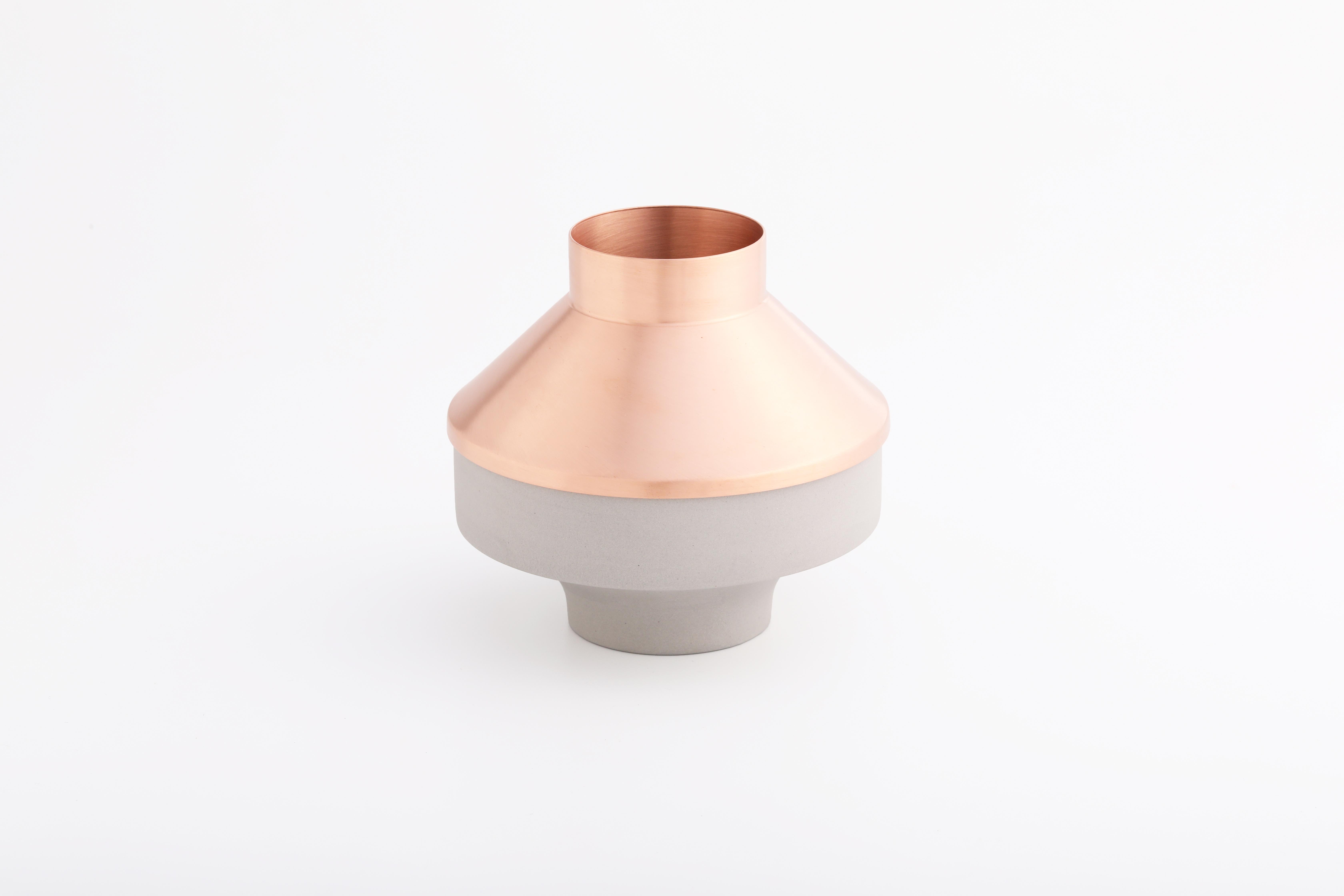Set 8 (灰瓷紅銅款 / Grey, Copper)