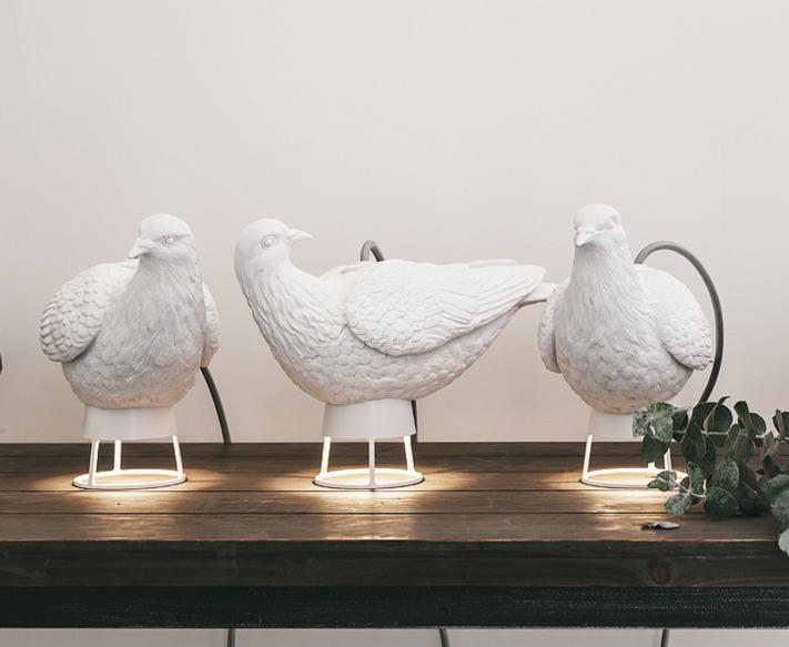 Dove X Light 鴿子燈 /  haoshi design